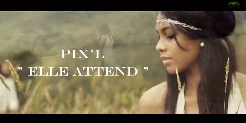 Pix'l-Elle Attend Ft. Scory Kovitch (Clip Officiel)